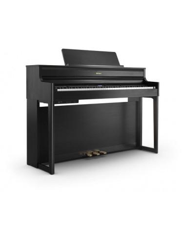Roland, HP704-CH, Charcoal Black