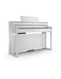 Roland, HP704-WH, Satin White
