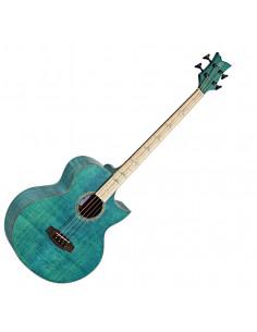 Ortega, DEEP-25TH Anniversaire, Cutaway Acoustic-Electric Bass