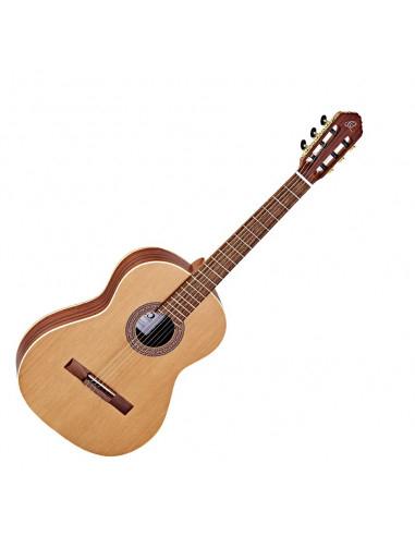 Ortega, R189SN-25TH 25th Anniversaire, Classic Guitar 4/4