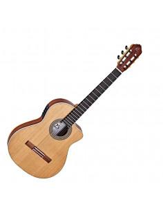 Ortega,RCE409SN-25TH 25th Anniversaire,Classic-Electro Guitar Cutaway Thinline