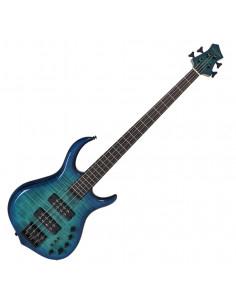 Marcus Miller, M7 2nd Gen 4st Alder, Transparent Blue