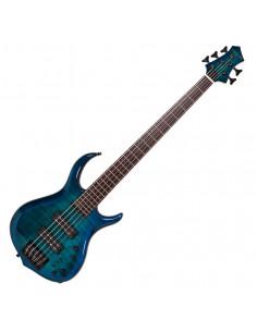 Marcus Miller, M7 2nd Gen 5st Alder, Transparent Blue
