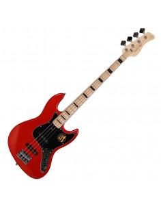 Marcus Miller, V7 Vintage 2nd Gen Alder 4st, Bright Metallic Red