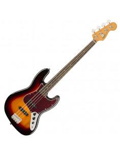 Squier - Classic Vibe '60s Jazz Bass, Laurel Fingerboard, 3-Color Sunburst