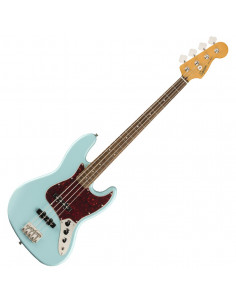 Squier - Classic Vibe '60s Jazz Bass, Laurel Fingerboard, Daphne Blue
