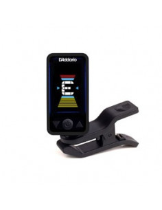 Planet Waves, Eclipse Headstock Tuner, Black,