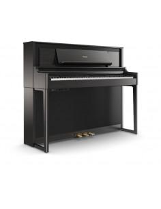 ROLAND, LX-706 CH Pianos numériques finition charcoal charcoal black