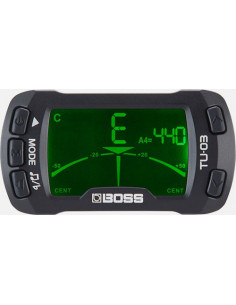 Boss, TU-03 Guitar Clip-on Tuner & Metronome