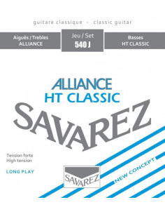 Savarez,CLASSIC ALLIANCE BLEU TIRANT FORT