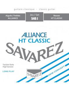 SAVAREZ, CLASSIC ALLIANCE BLEU TIRANT FORT