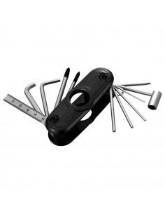 IBANEZ, MTZ11-BBK, Multitool Hex Wrench Black