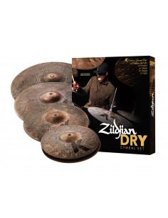 Zildjian,Cymbal set,K Custom,Special Dry Cymbal Pack,14H/16+18Cr/21