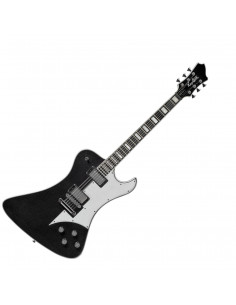 Hagstrom - FANTOMEN88 - électrique, Fantomen Ltd, Metallic Black