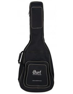 Cort - CGB67BG - Housse CGB67 Deluxe noir pour folk