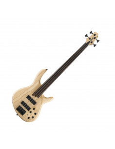 Cort - B4FLPOPN2 - basse B4 Plus AS FL Open Pore naturel Fretless