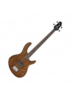 Cort - ABJROPW2 - basse Action Junior Open Pore Walnut
