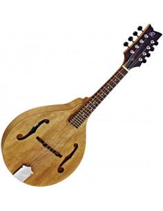 Ortega - RMA5NA A-Style Serie Mandoline Acajou/Acajou Open Pore Satin