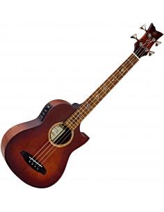 Ortega,KT-WALKER-V2 Signature Ken Taylor Acoustic Bass 4 strings