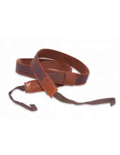 Righton Straps - Classical Dual Hook Brown