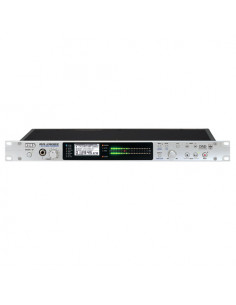 Korg - Mr200s Rackmount Professional Mobile Digital Recorder