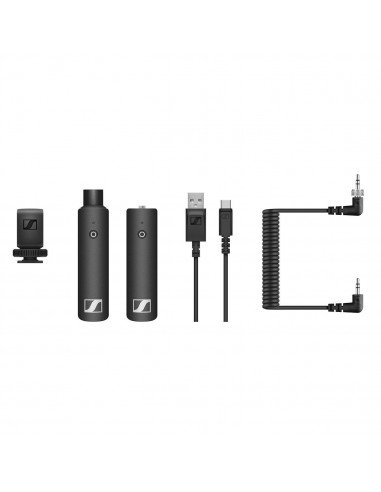 Sennheiser - xsw-d portable interview set