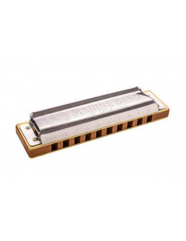Hohner - Marine Band Classic A 20 notes