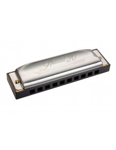 Hohner - Special 20 Classic C 20 notes