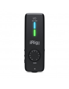 IK Multimedia -  iRig Pro I/O - Mini Interface