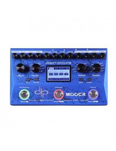 Mooer - Ocean Machine, Devin Townsend Signature pedal