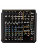 RCF - F10XR 10 channels mixing console with Multi Fx