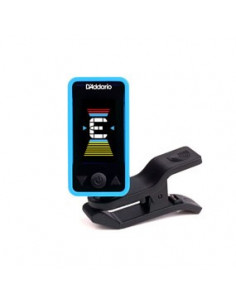 D'Addario - PW-CT-17BU Eclipse Headstock Tuner Blue