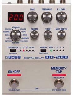 Boss, DD-200