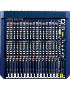 Allen & Heath,WIZARD 3 SERIES CONSOLE ANALOGIQUE WIZARD 16:2