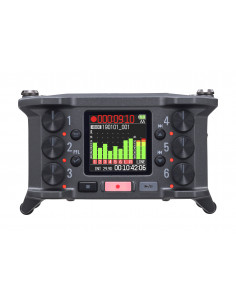 Zoom - F6 MultiTrack Field Recorder