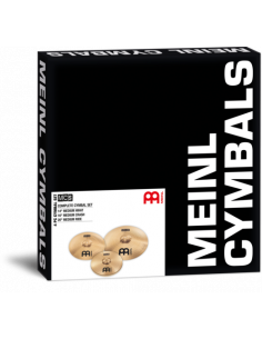 Meinl - MCS CYMBAL SET 14/16/20 FOR IP5X