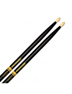 PRO MARK - Drumstick WoopTip Hickory - 7A Active Grip