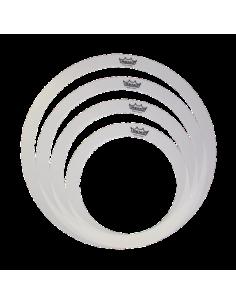 """Remo - Set d'anneaux atténuateurs 10-12-14-16"""" REM-O-RING SET"""