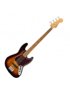Fender - Vintera '60s Jazz Bass®, Pau Ferro Fingerboard, 3-Color Sunburst