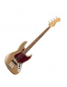 Fender - Vintera '60s Jazz Bass®, Pau Ferro Fingerboard, Firemist Gold