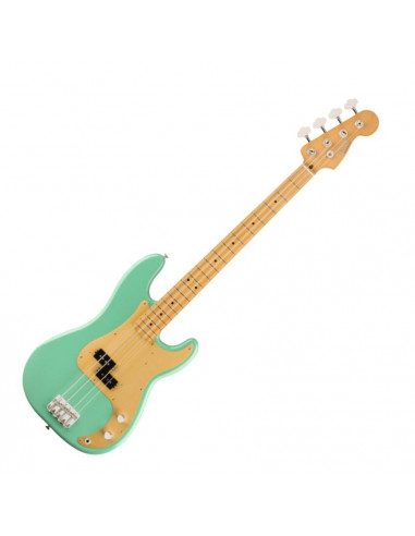 Fender - Vintera '50s Precision Bass®, Maple Fingerboard, Sea Foam Green