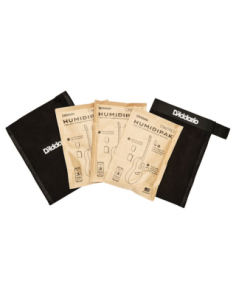 D'Addario - Humidipak Automatic Humidity Control System (for guitar)