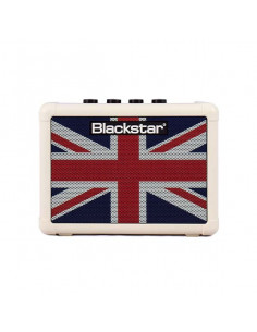 "Blackstar - Fly3 - 3w,1x3"",Guitar Combo Mini Amp Union Flag"