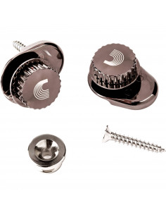 D'Addario - Universal Strap Lock System, Nickel