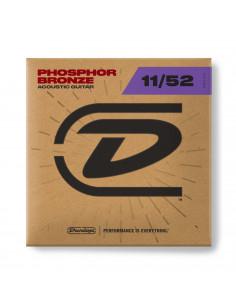 Dunlop - CDUDAP1152,Medium Light 11-52,Phosphor Bronze