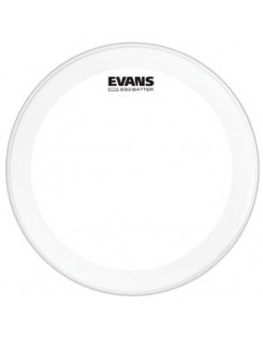 EVANS - BD22GB3,EQ3 Clear Bass Drum Head, 22 Inch