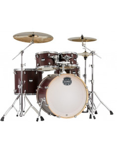 Mapex - MA529SFCXLT, Mars Pro Stage Limited, Laquered Cherry Red