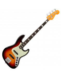 Fender, Am Ultra Jazz Bass, Rosewood, Ultraburst