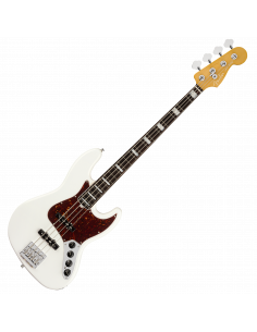 Fender, Am Ultra Jazz Bass, Rosewood, Arctic Pearl