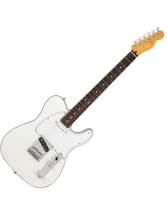 Fender, Am Ultra Telecaster, Rosewood, Arctic Pearl